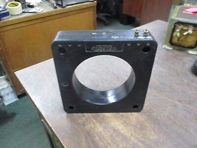 PMC Current Transformer 120-252 Ratio: 2500:5A 600V 50-400Hz 10KV BIL Used