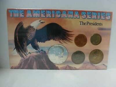 The Americana Series: The Presidents Coin Collection