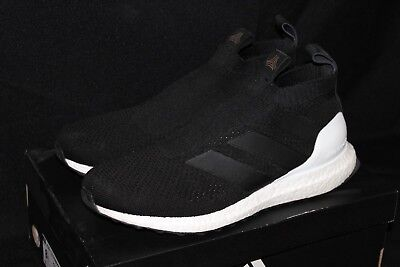 huge discount e1960 1346a Adidas Ace 16+ Purecontrol Ultra Boost AC7748 Core Black Mens Size 8.5