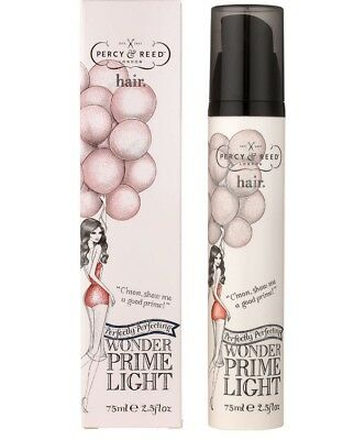 Percy & Reed Wonder Prime Light x 2 and Bountifully Bouncy Volumising Shampoo