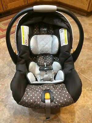 Chicco Keyfit 30 Anthracite Infant Car Seat 80 00 Picclick
