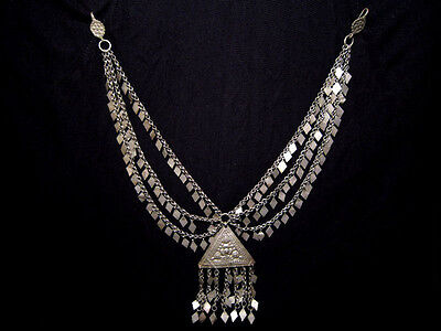 EXTREMELY RARE ANTIQUE 1800's. SILVER JEWELRY from the BALKANS!!!
