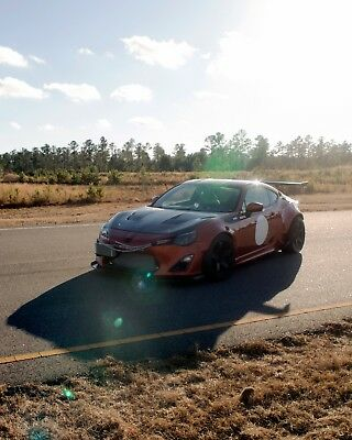 2013 Scion FR-S  2013 Rocket Bunny widebody HKS Supercharger Scion FR-S