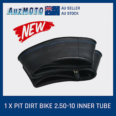 """10 Inch Motorcycle Pit Dirt Pro Bike Scooter Tire Wheel Inner Tube 2.5-10 10"""""""