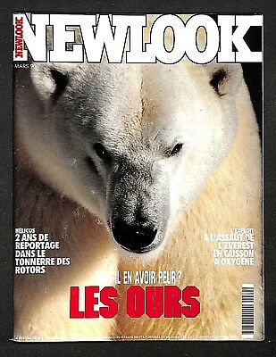 Revue Newlook  80 -  1990  - Comme Neuf -