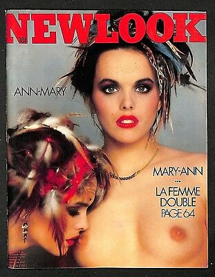 Revue Newlook 4  -  1984  - Comme Neuf -