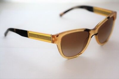 7897ab9b53b AUTHENTIC VERSACE SUNGLASSES VE4316B 5075 13 Black Red Frames Brown ...