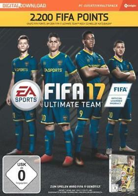 Electronic Arts FIFA 17 - 2200 Ultimate Team Punkte (DLC Only) (PC)
