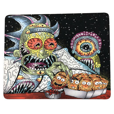 """8""""x10"""" Trippy Psychedelic Art God of Eye Mouse Pad Dab Mat Oil Absorbent Dabpad"""