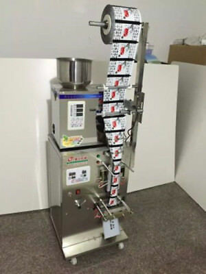 1-50g Automatic Weighing And Packing Filling Particles&Powder Machine
