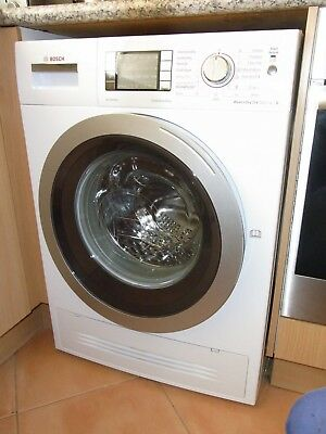 washing machine plus dryer all-in-one combo BOSCH 1year old perfect condition