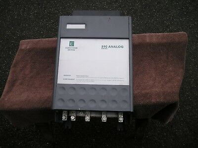 Eurotherm 3 Phase 590 Series Drive model number 591A/1500/6/0/00