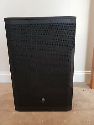 "Mackie SRM650 1600W 15"" Powered Speaker PA DJ"