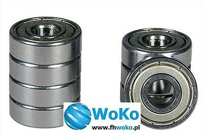 Bearings 608 Z,626 2RS, 626 ZZ, 61900 2RS, 6000 2RS, 6200 ZZ , 629 ZZ different
