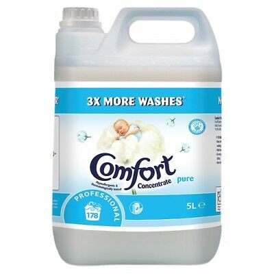 Comfort Concentrate Professional PURE 178 Washes 5 Litre