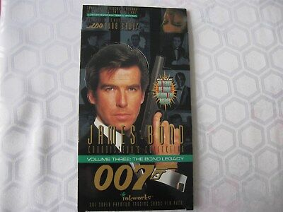 James Bond Connoisseur's collection vol 1 ( the 60's ) Convention promo packet