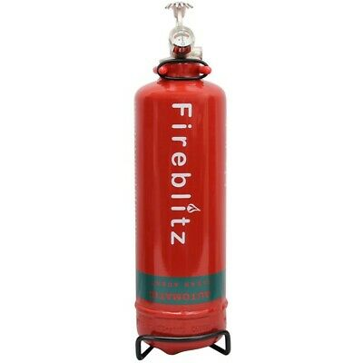 Automatic Fire Extinguisher 1kg Clean Agent Fireblitz, Machinery, Boat Engine