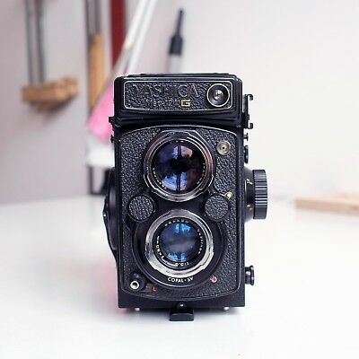 Yashica Mat-124 G / Used / Very Good Condition / 6x6 / Medium Format