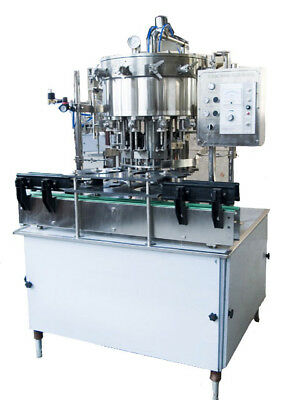 Automatic Filling Machine For Carbonated Beverages Dg 12