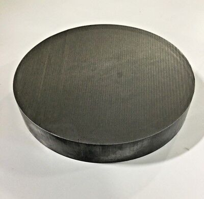 "DURA-BAR GRAY CAST IRON - G2 AS-CAST 6.5"" Dia x 1"" thk"