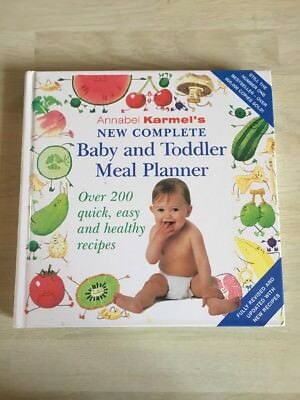 Annabel Karmel's - Baby And Toddler Meal Planner