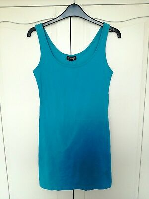 3x TOPSHOP Jersey Vest Dress Size 6