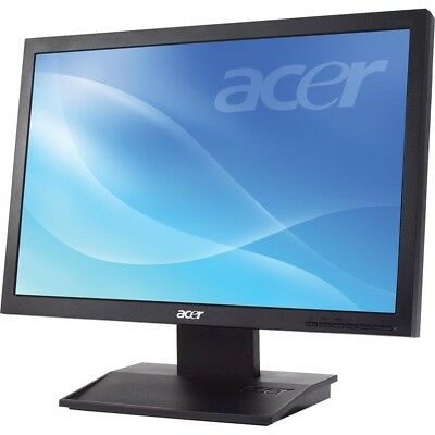 """19"""" INCH WIDESCREEN LCD MONITOR SCREEN Various Brands DELL HP SAMSUNG NEC LG"""