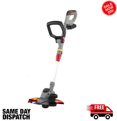 XCEED 18V Cordless Grass Strimmer Trimmer Lawn Powerful Cutter Lithium-ion