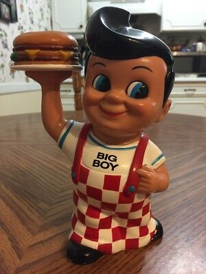 Funko Big Boy Coin Bank 1999 W/ Bottom