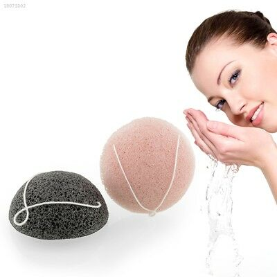 New Cute Natural Konjak Facial Cleansing Cleaning Make-up Sponge Puff Ball BE00
