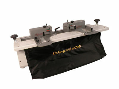 Akiles Crimp@Coil double-sided electric coil crimper-Free shipping