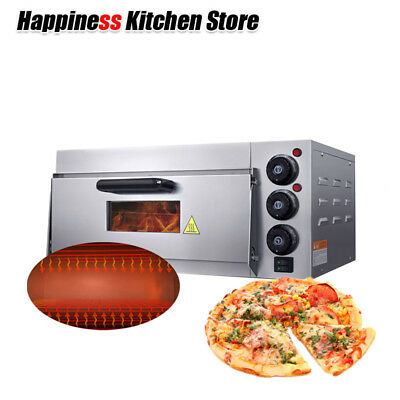 Single Layer Pizza Oven Pancake Machine Griddle kitchen cooking tools Electric C