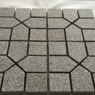40cm Paving Mold Making-Road Road-Mould Cement Brick Lawn Paver Manually E984