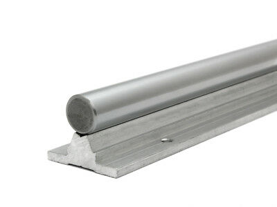 Linear Guide, Supported Rail SBS12 - 100mm long