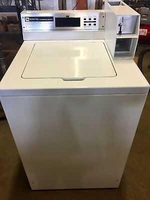 Coin or Card Operated Maytag Top Load Washer MAT14PD