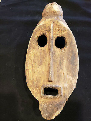 Very Old Dogon Mask