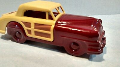 Avon 48 Chrysler Town and Country Woody Decanter Everest after shave.