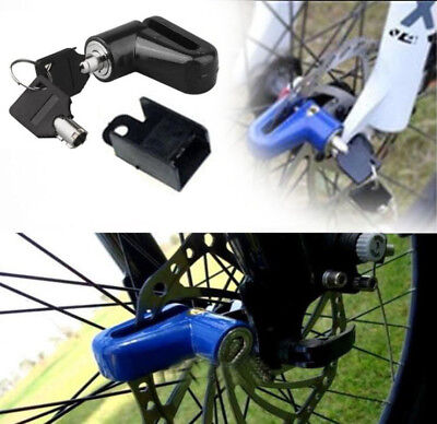 Motorcycle Rotor Lock Anti-theft Heavy Duty Motorcycle Moped Rotor Lock 3AF7