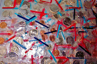15 US~UNCIRCULATED-Rare Old Mint Coin Mixed Lot Buy 5 sets get 1 Free Great Mix