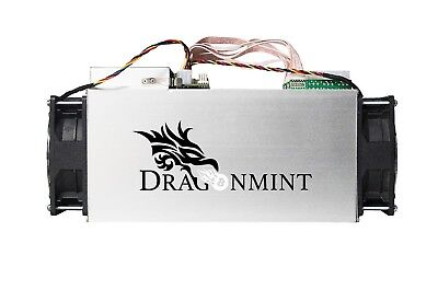 Halong B29 Dragonmint Decred Miner like Innosilicon D9 (In Hand Ready to Ship)