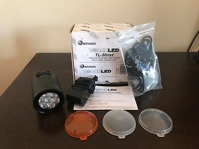 Core SWX TorchLED TL-50 NXT Variable Color On-Camera Light w/ Accessories!