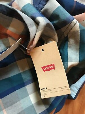 NEW  Levis Mens Shirts Nwt Size Large Lot of 3