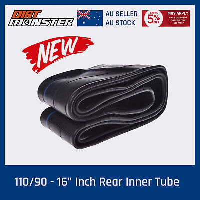 "1 Pcs 110/90 - 16"" inch Inner Tube 50-150cc PIT PRO Trail Dirt Bike Motorcycle"