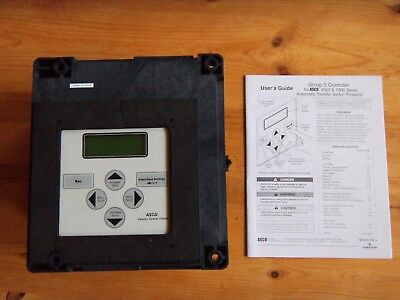 ASCO Group 5 Controller for 4000/7000 Series ATS's (K601800-002)