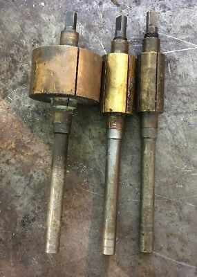 DME / Federal FLEXOLAP HOLE BORE LAPPING SPINDLES Hone Machinist Tool Box Find