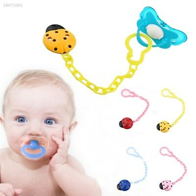4 Colors Lovely Newborn Nipple Chain Baby Nipple Chain Infant Nipple Chain 0B6A