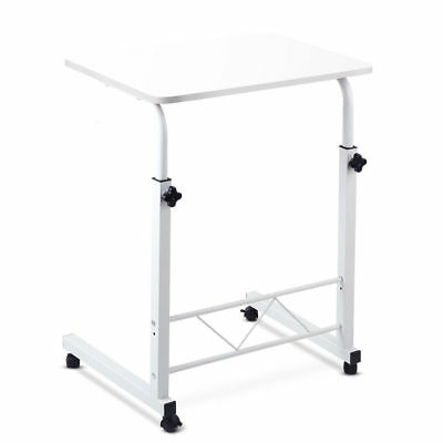 Portable Laptop Computer Table Bed Side Study Desk Table Tray Stand Adjustable