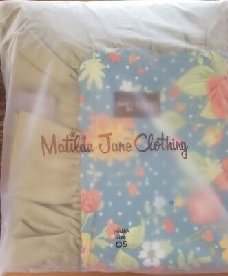 Matilda Jane Wish You Were Here No Reservations Blanket NWT