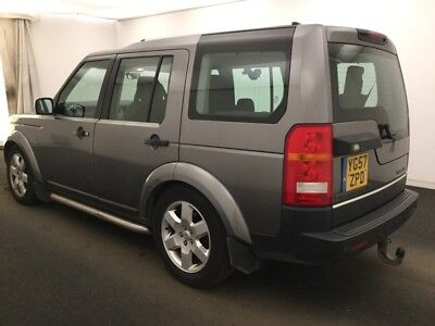 "57 Land Rover Discovery 3 2.7 Tdv6 Gs 7 Seats, Privacy, 19"" Alloys, Steps Etc"