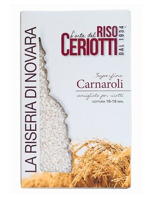 Arborio Rice, Imported From Italy - Free Post